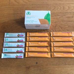 Arbonne Kit w/Mind Health & Blood Orange Fizz!